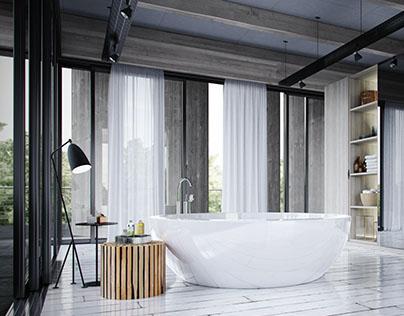 Todeschini - Bathroom | House 05