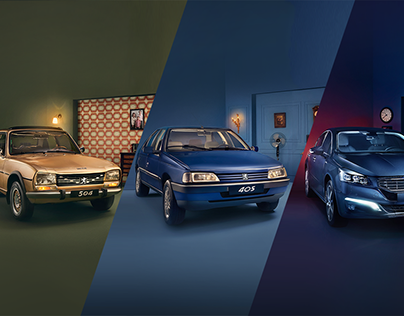 PEUGEOT...A Car for All Times