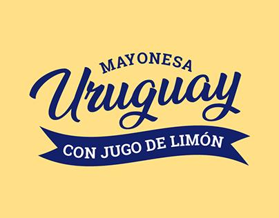 Rediseño Mayonesa Uruguay