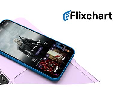 Flixchart Mobile UI/UX Design