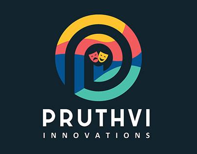 Logo for Pruthvi Innovation