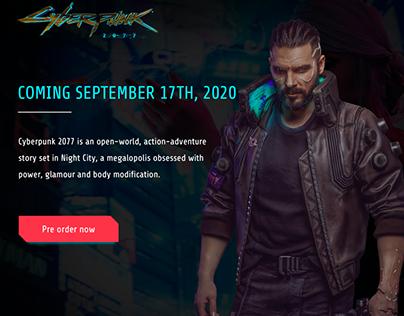 cyberpunk 2077 concept