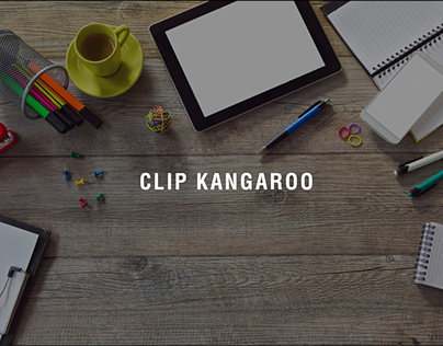 Clip Kangaroo