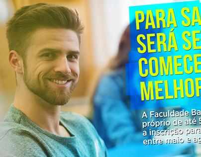 Campanha Faculdade Batista 2017