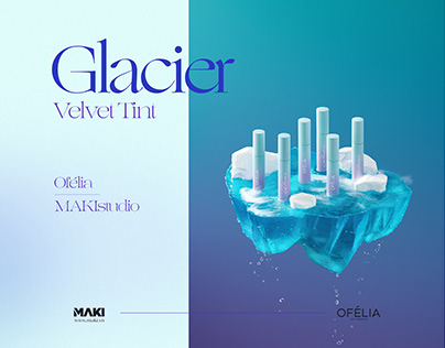 OFÉLIA Glacier Collection