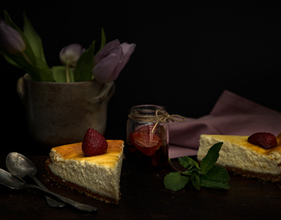 Goodlife.bg - Ricotta cheesecake