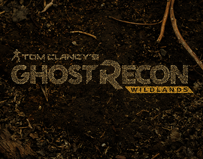 GHOST RECON - WILDLANDS OPENING LOGOS