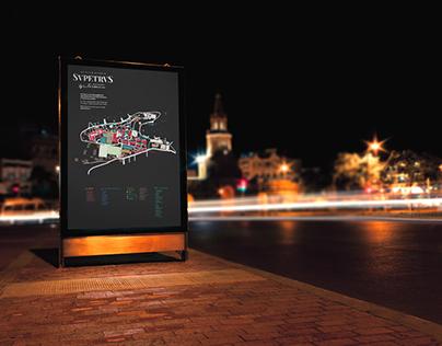 Resort wayfinding sistem design proposal