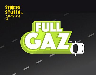 FULL GAZ MOBILE GAME