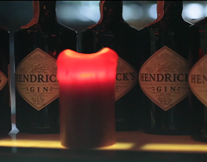 Hendrick's Gin Night