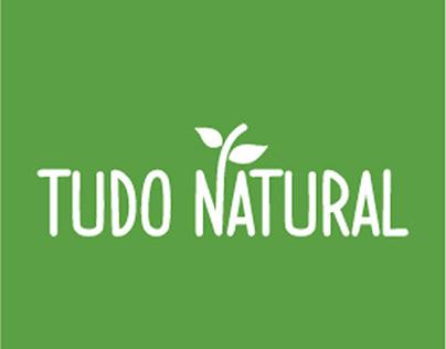 Tudo Natural - Logo
