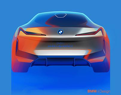 BMW i Vision Dynamics(09/17) _Design sketches