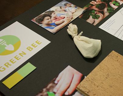 Imaginary Museum Branding System - Student Work