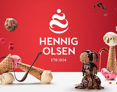 Hennig-Olsen Ice cream