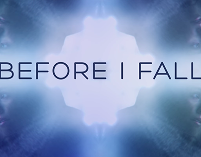 BEFORE I FALL, TRAILER GRAPHICS