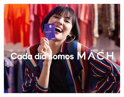 Lanzamiento tarjeta - MACH