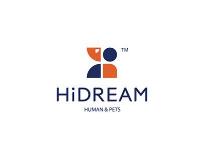 Brand image design -HiDREAM - 人宠互动