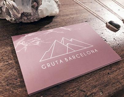 GRUTA BARCELONA | Branding