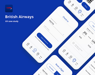 British Airways UX case study