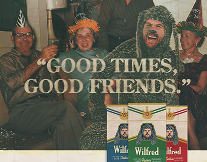 Wilfred Pre-rolls