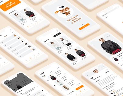 Pinecone app design