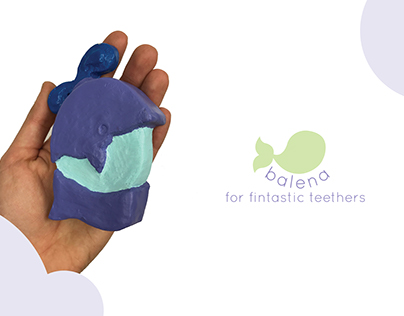 balena - an accessible teething solution