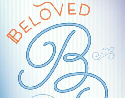 Beloved - A super swashy script, sans & ornament font