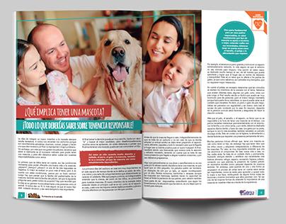 Revista Universo Mascotas