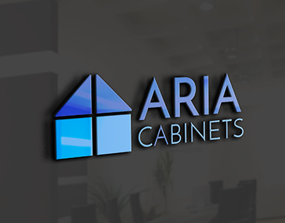 Aria Cabinets Logo Templete