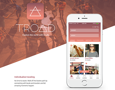 Troad - Explore the world with locals
