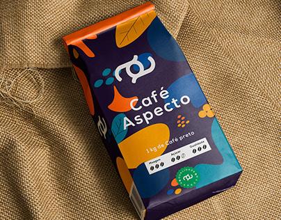 Evento Café Aspecto | Brand