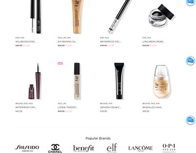 Makeover WordPress Website