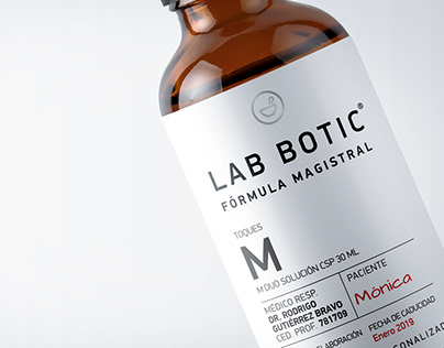Lab Botic Formulas Magistrales - Skincare