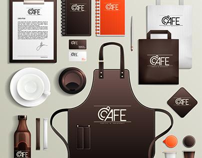 CAFE Branding Identity