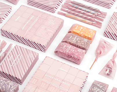 Candy packaging / Grenna Polkagriskokeri