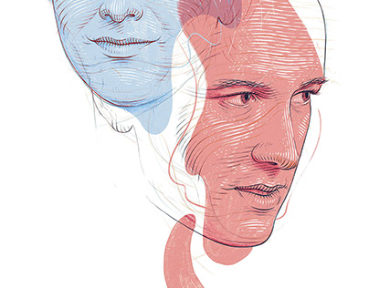 Levit and Trifonov for The Economist's 1843 Magazine