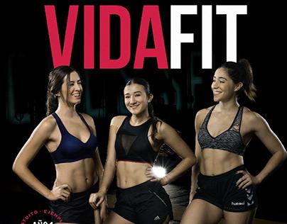 VIDA FIT - Octubre, editorial, fitness