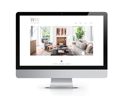 Wendy Word Website Design