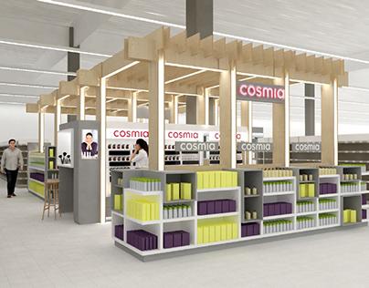 Auchan - Cosmia