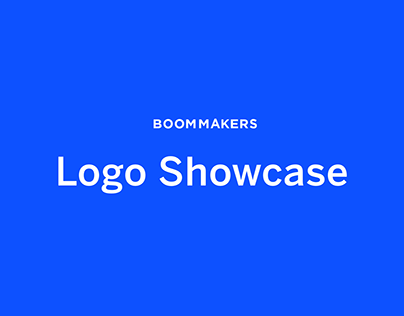 Logo Showcase Boommakers