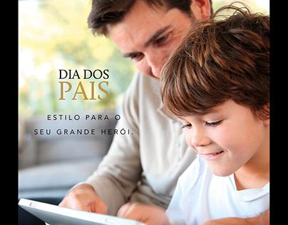 Campanha Dia dos Pais - Coliseu
