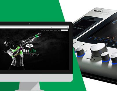 www.onelife-nienburg.de Responsive Webdesign