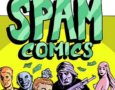 Spam Comics