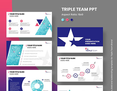 Sample 18. Triple Team PPT
