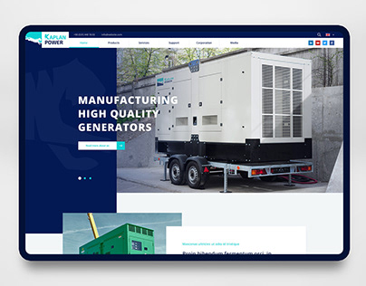 Kaplan Power - Website