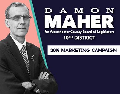Damon Maher 2019 Campaign