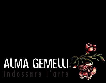 Alma Gemelli: indossare l'arte