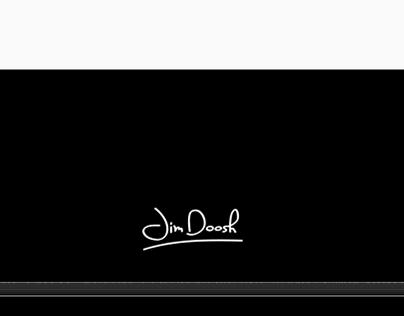 Jim Doosh Branding