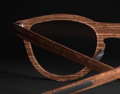 Thinwood eyewear configurator