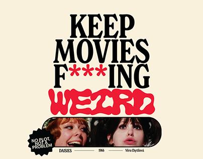 Keep Movies Weird